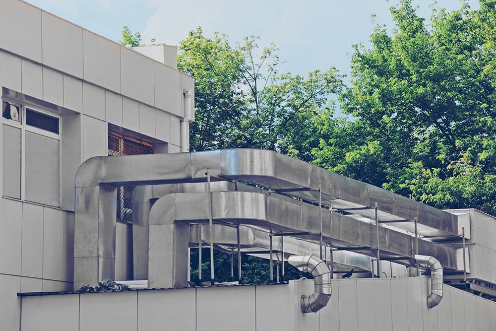 Mécanique du bâtiment - Service de Pluritec - Firme d'ingénieurs-conseils