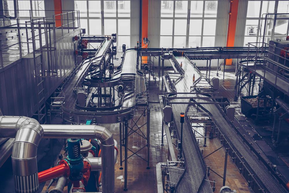Mécanique industrielle - Service de Pluritec - Firme d'ingénieurs-conseils