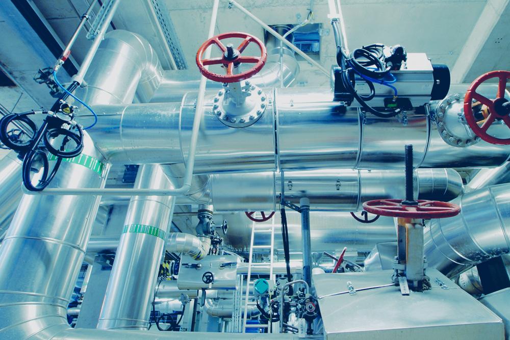 Valorisation des biogaz - Service de Pluritec - Firme d'ingénieurs-conseils